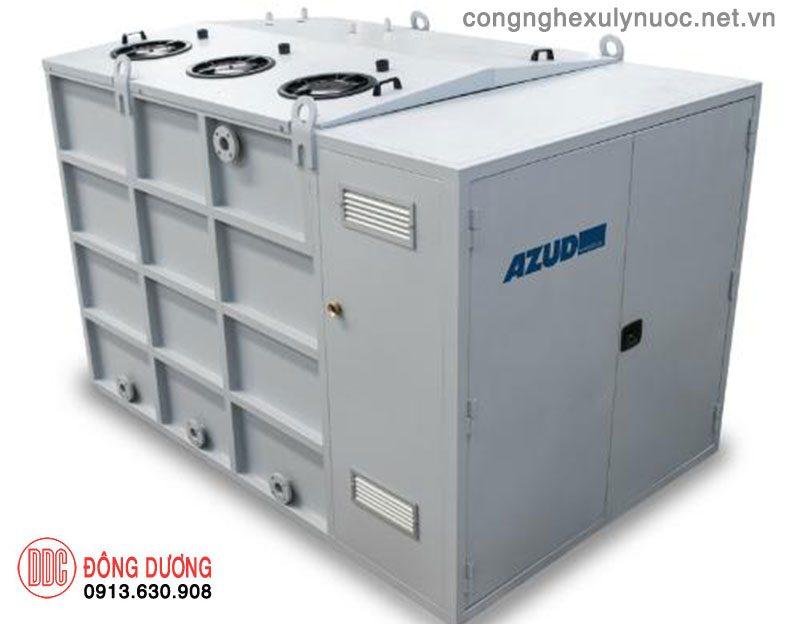 Xử lý nước thải theo modul hợp khối dạng container