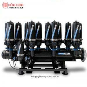 Hệ thống lọc tự động azud 400